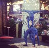 Acrobats Street Show